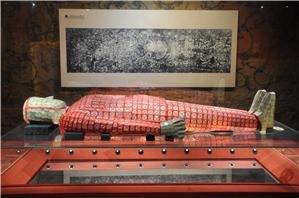 Western Han Nanyue King Tomb Museum In Guangzhou