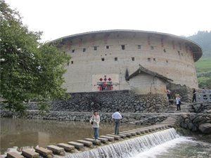 Which Fujian Tulou (Earthen Castles) to Visit