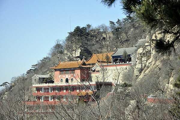 Tianjin Panshan Scenic Area