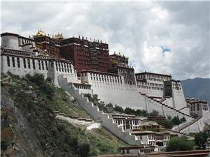 Magnificent Potala Palace