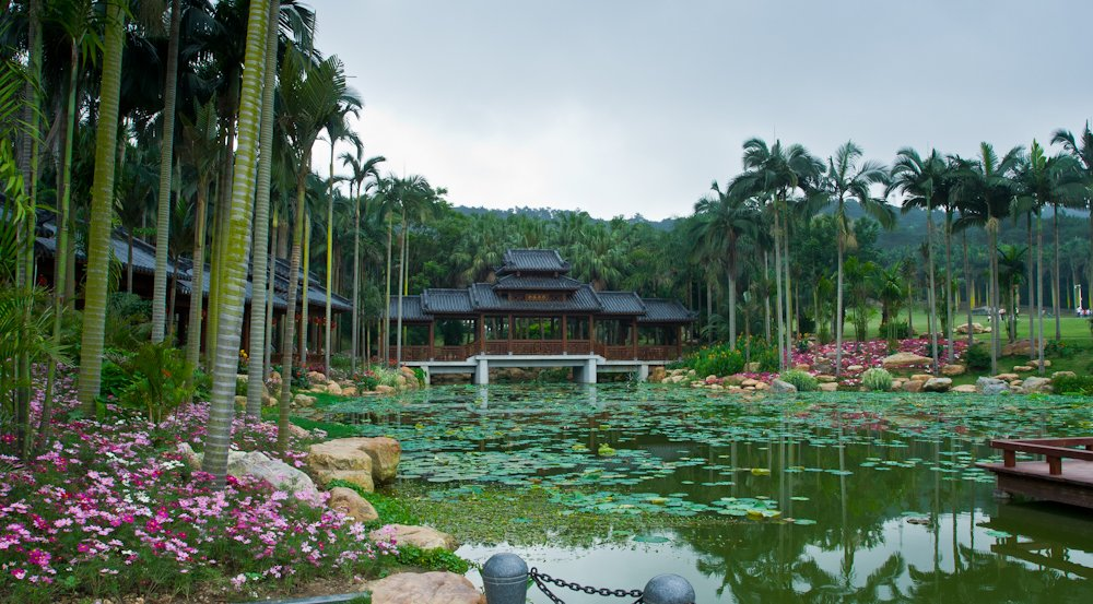 Qngxiu Mountain Scenic Area Nanning Guangxi
