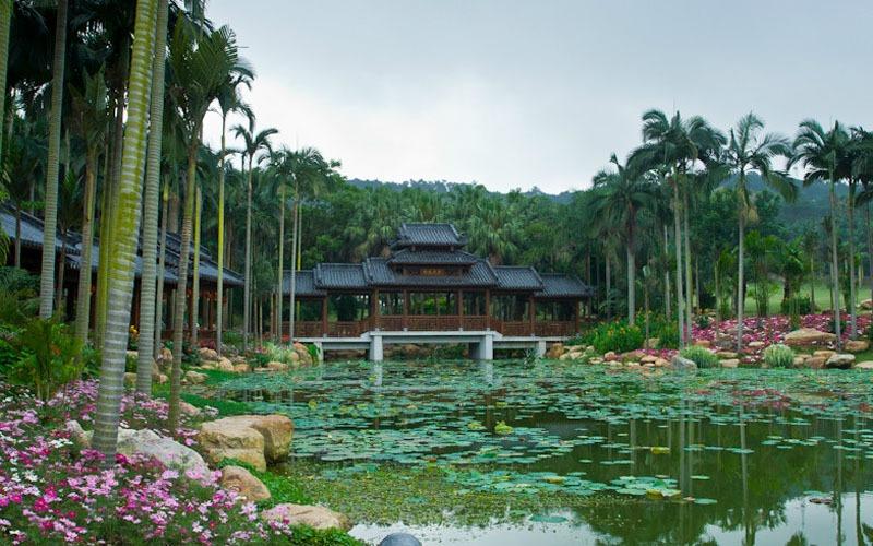 Qingxiu Mountain Scenic Area
