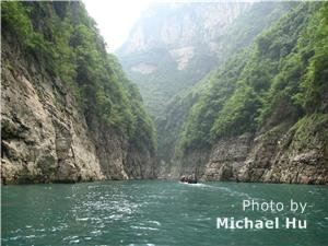 Disappearing Sights along the Yangtze River