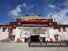 The Samye Monastery in Tsetang