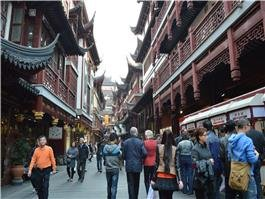 Top Five Old Streets in Shanghai