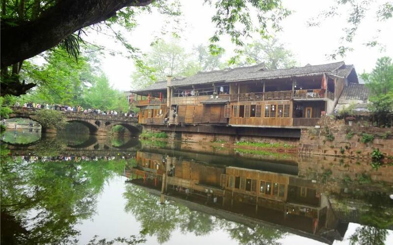 The Best 6 Ancient Towns Around Chengdu