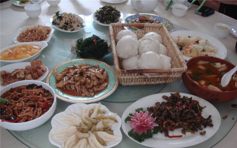 Kunming Vegetarian Restaurants