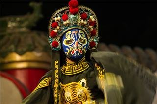 Magical Face Change In Sichuan Opera China Highlights