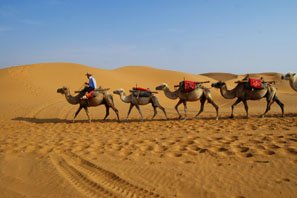 The History of the Silk Road in China