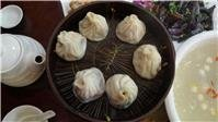 Baozi or steamed stuffed buns
