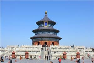 The Temple of Heaven — Top Imperial Worship Site