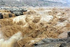 the hukou waterfall