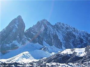 Shanzidou of Yulong Snow Mountains