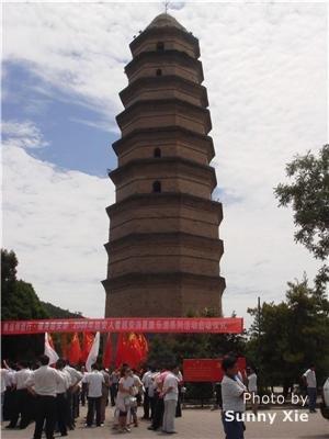 the pagoda hill