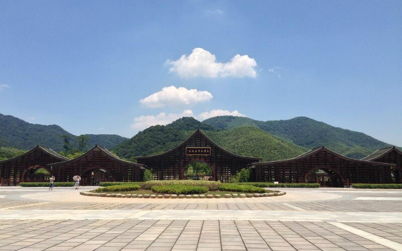 Tianhe Ecology Scenic Area