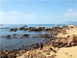 tianyahaijiao tourism zone