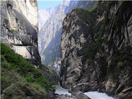 Scenery of Tiger Leaping Gorge
