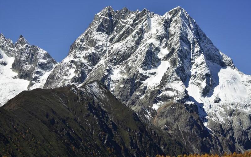 Baimang Snow Mountain