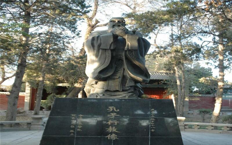 Wuwei Confucius Temple