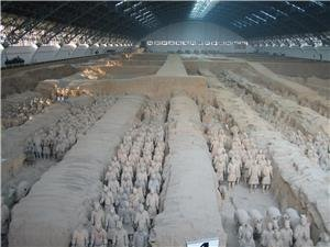 The Terracotta Army, Vault One