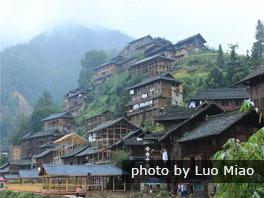 Stilted buildings