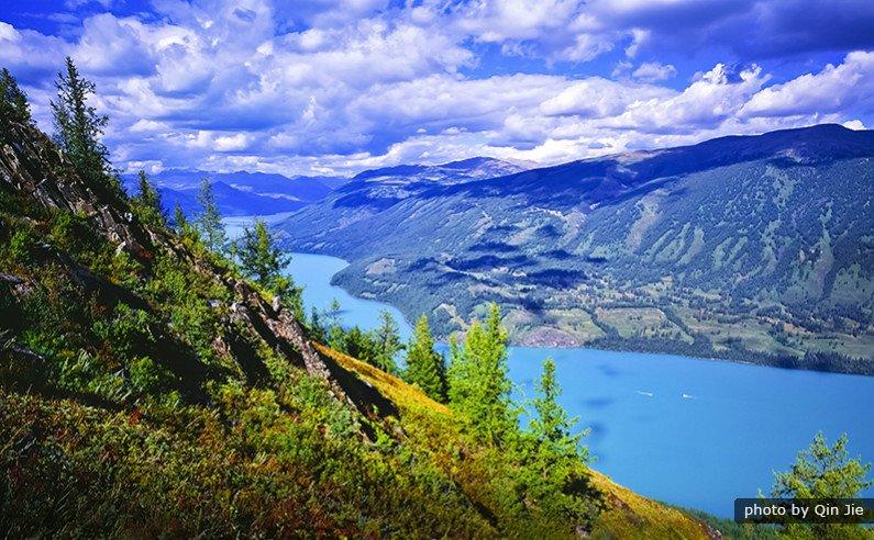 Le Lac de Kanas
