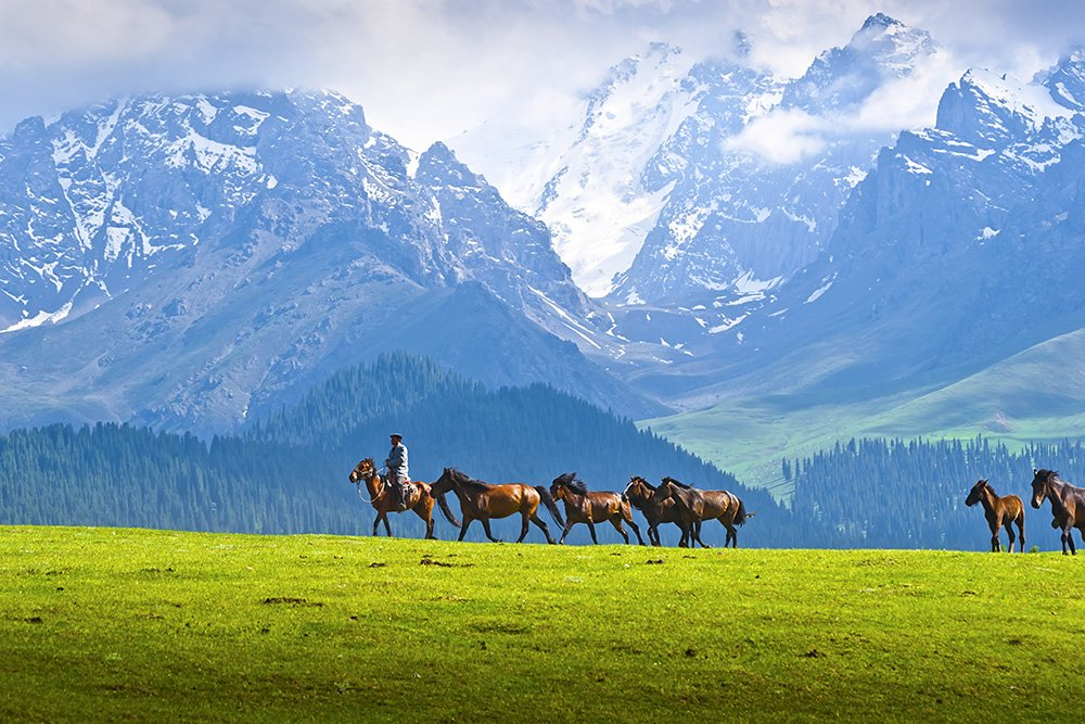 Xinjiang Travel Guide