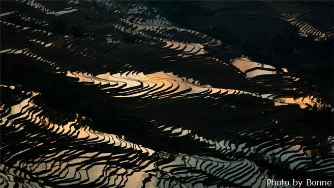 yuanyang terrace fields