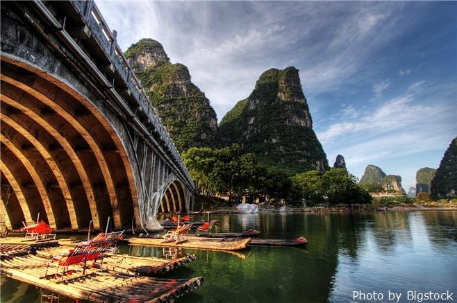 Les Sept Merveilles Naturelles De Chine