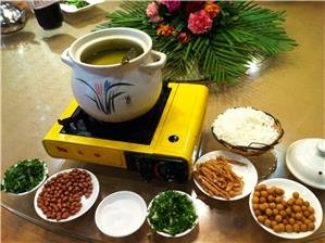 oil tea