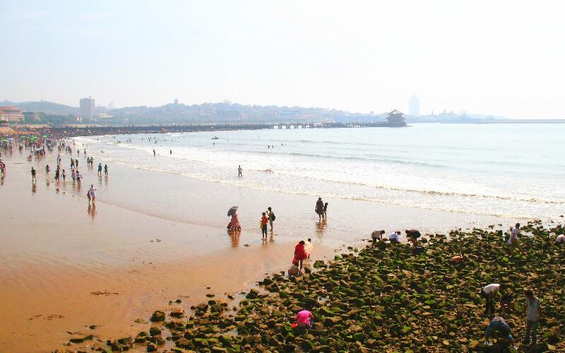 First Bathing Beach