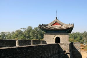 The Great Wall at Shanhaiguan — First Pass Under Heaven