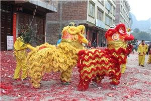 Beijing Chinese New Year 2014 Activities