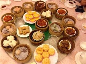 Cantonese Dim Sim