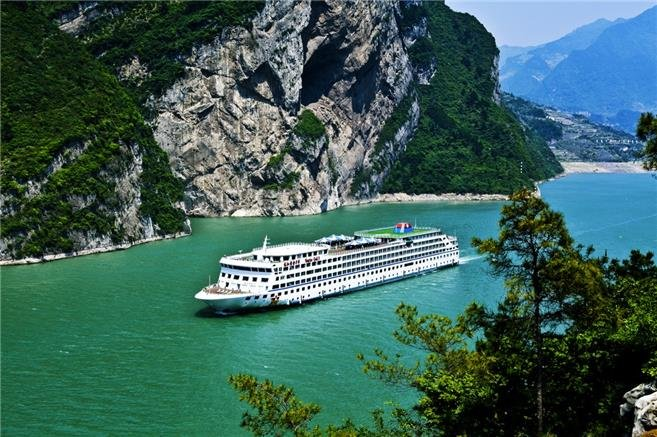yangtze cruise ship