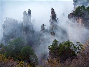 Wulingyuan National Park