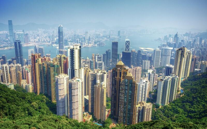 Hong Kong Island Hiking