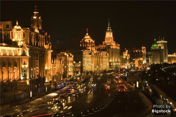 shanghai-bund-old-town-at-nigh