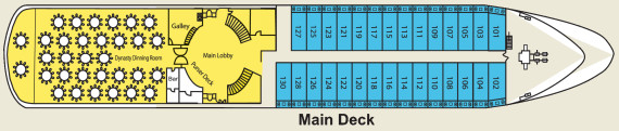 Victoria Anna Main Deck