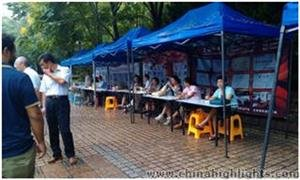 The Shanghai Marriage Market – An engrossing experience!