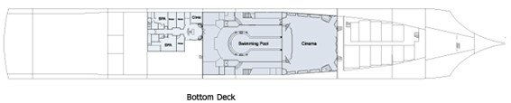 New Century Paragon Bottom Deck
