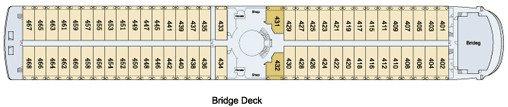 New Century Paragon Bridge Deck