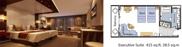 New Century Paragon Executive Suite