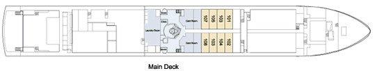 New Century Paragon Main Deck
