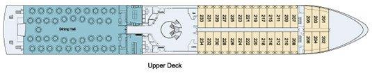 New Century Paragon Upper Deck