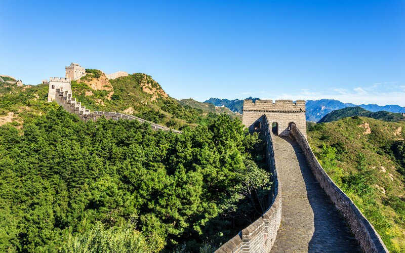 The Great Wall at Mutianyu — Fully-Restored, Family-Friendly
