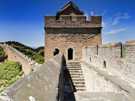 Jinshanling section of Great Wall
