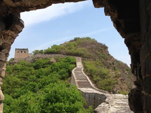 The Simatai Section of the Great Wall