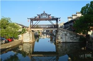 Tongli AncientTown -a Quiet and Classic Chinese Town