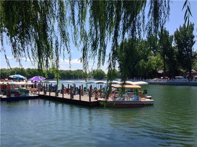 shichahai lake